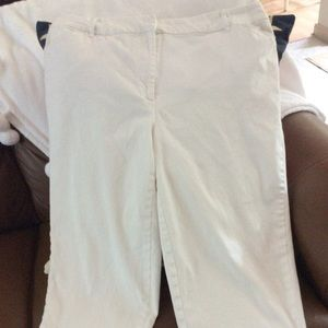 2 FOR $20 CLEARANCE Woman Stretch Capri Pants